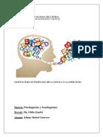 Trabajo Práctico N°3 de Psicolinguistica y Sociolinguistica