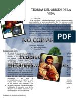 TEORIAS DEL ORIGEN DE LA VIDA.docx