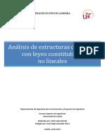 ananalisis estructural