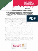 Boletín 0 Instalación Sesiones Concejo