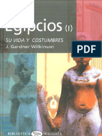 Wilkinson Gardner J. Los. Egipcios. Su vida y costumbres. Volumen I..pdf