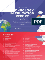 The State of Technology in Education Report (1)