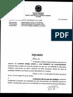 Sentença Farra das passagens - caso Luciana Genro