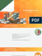 Tips para aprender a leer