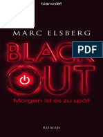 Marc Elsberg - Blackout - Morgen ist es zu spät