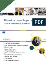 3. Diversidad en El Lugar de Trabajo_ES