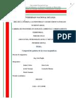 Composicion Quimica de Las Rocas Magmaticas