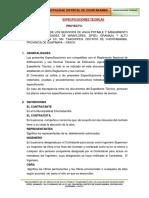 10. Especificaciones Técnicas Modificado