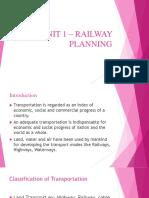 Railway Unit