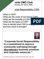 CSR Kotler