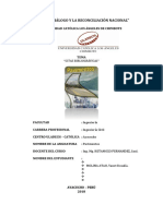 Informe de Pavimentos 22-05-18