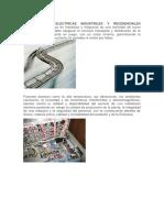 Instalaciones Electricas Industriles y Recidenciales