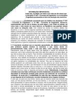 Exercicios de Matematica Financeira e de Avaliacao Economica
