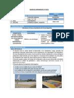SESION DE MATEMÁTICA 2° GRADO AREAS Y PERIMETROS