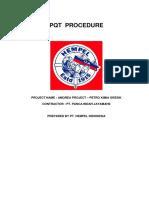 Pqt Procedure