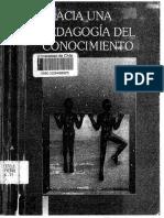 Florez Ochoa 1994 Hacia Una Pedagogia Del Conocimiento 170501194235