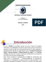 Descentralizac Salud