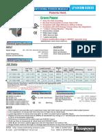 LP1100D-12MDA