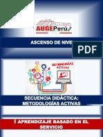 Sesion Secuencia Didàctica-metodologias Activas Teoria y Practica