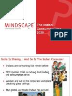 The Indian Consumer Circa 2020