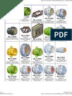 DMC M39029 Power Connectors