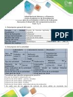 Guía Para El Desarrollo Del Componente Práctico - Fase 4 y 5 - Salida de Campo (1)
