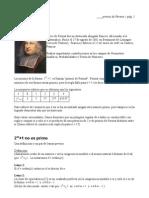 Primos de Fermat