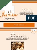 Presentación Coffee Break
