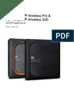 WD Passport Wirless Pro