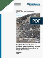 D 031 Boletin Estudio Rocas Minerales Huancavelica