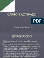11 CARBÓN ACTIVADO