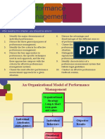 Performance Management [Human Resource Management ]