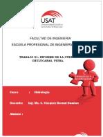 INFORME N°01- DELIMITACION DE LA CUENCA CHULUCANAS