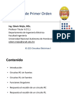 PPT Circuitos de Primer Orden