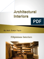 Architectural Interiors 4 of 4