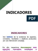 2.6 Indicadores