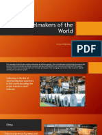 Top Steelmakers of the World