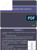 Tema 4 - Propiedades Mecánicas