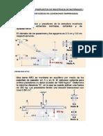 PROBLEMAS CONEXIONES DE RESISTENCIA DE MATERIALES I.docx