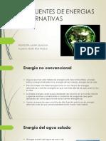 10 Fuentes de Energias Alternativas