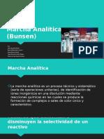 Marcha Analítica