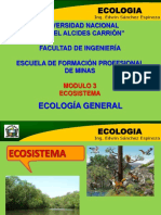 Modulo Tres - Ecosistemas