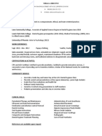 resume- mikala briceno feedbackcopy