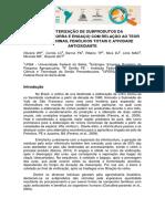 Artigo- caracteristicas de subrodutos da vinificação