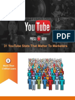 31 Youtube Stats That Matter to Marketers