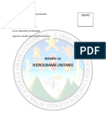 Reporte 10 Hidrograma unitario .docx