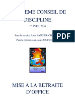 Conseil de discipline n°2 - Version finale