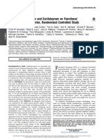 Effect of Amitriptyline and Escitalopram on Functional Dyspepsia a Multicenter Randomized Controlled Study-1