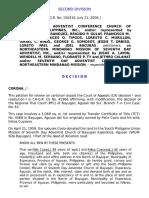 7 Seventh Day vs Northeastern Mindanao