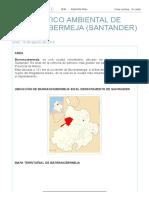 Diagnostico Ambiental de Barrancbermeja (Santander)